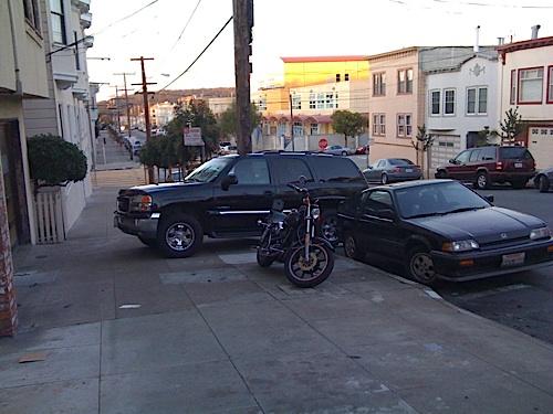 streetparking