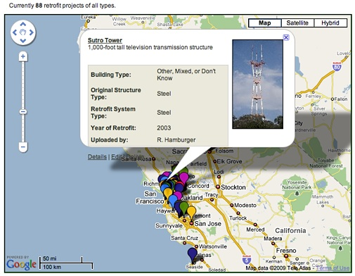 Click to find out what buildings have been retrofitted in the bay area