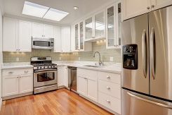 Designer Parkside Home Kitchen