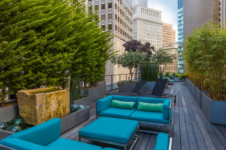 Beautiful Rooftop Space