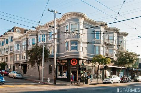 Haight Vintage Building sells for $8,250,000