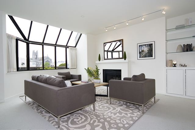 Condo In Lower Pacific Heights
