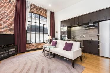 Luxury Downtown / Yerba Buena Condo