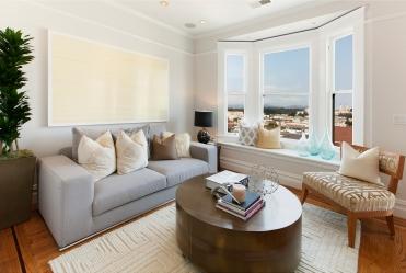 Formal Living Room w/ Panoramic Views