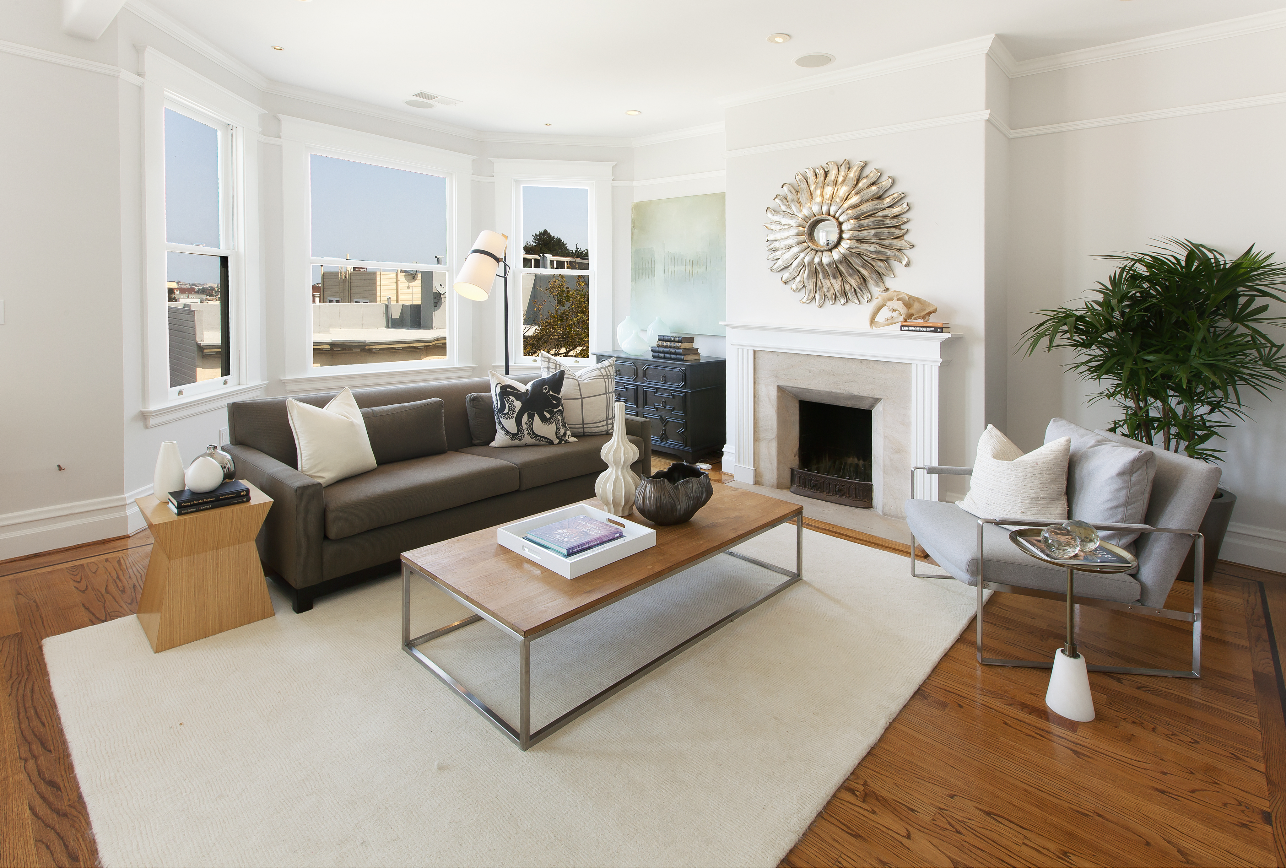For Sale 29 Rivoli Top Floor Edwardian View Condo In Cole Valley