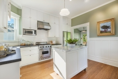 62 Buena Vista Terrace: Designer Kitchen