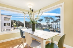 Dining Area w/ Incredible views