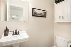 1365 Scott #2, Half bath