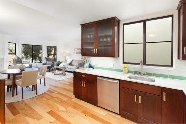 1365 Scott #2, Remodeled Kitchen