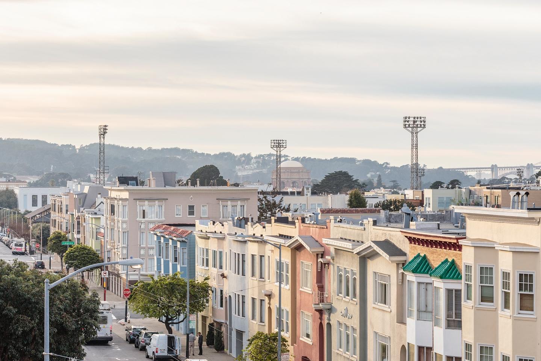 Liquefaction Zones Of San Francisco's MarinaDistrict