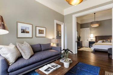 1471 McAllister Living Room