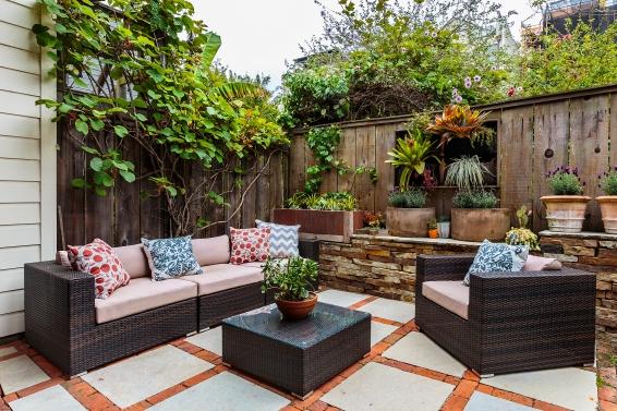 1471 McAllister outdoor space