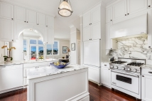 1793 Sanchez Designer Kitchen opens to Family Room
