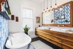 179 Carl Designer Bathroom Featured in California Home & Design