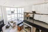 1011 23rd Street Loft Bedroom