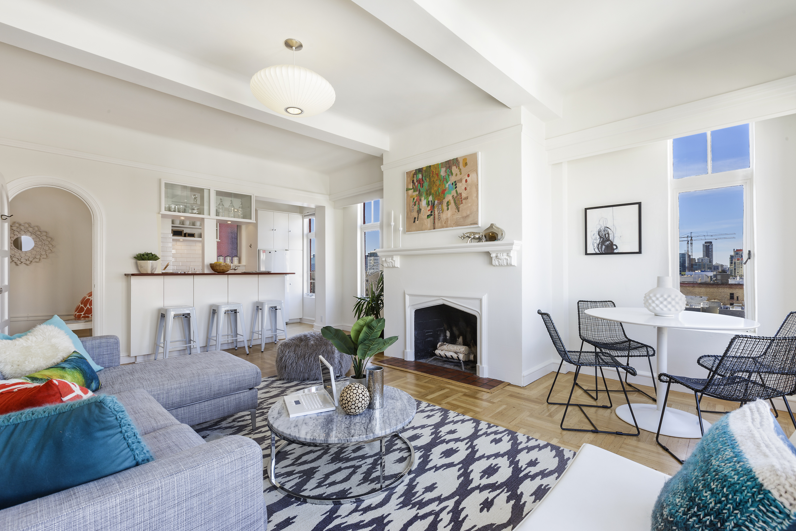 For Sale | Eco-Friendly Art Deco In Downtown San Francisco ...