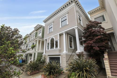 SOLD | 456 Belvedere | Cole Valley | $4,500,000