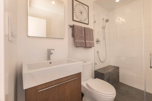 707 Cole St. | Lower Level Bathroom