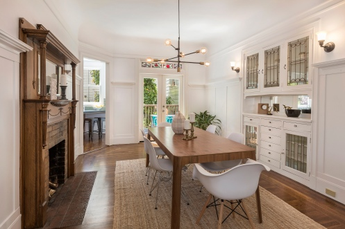 707 Cole St. | Formal Dining Room