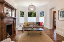 SOLD| 707 Cole St. | Formal Living Room
