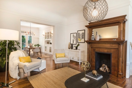 SOLD | 707 Cole St. | $2,606,000