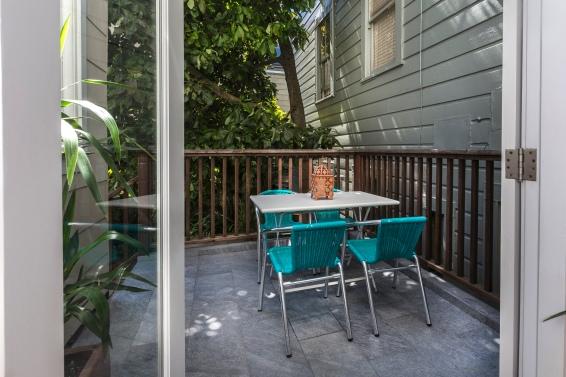 707 Cole St. | Seren Deck