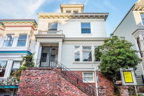 740 Clayton | Haight-Ashbury / Cole Valley | $2,495,000