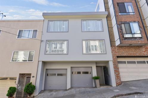 1143-45 Jackson St | Nob Hill | $2,150,000