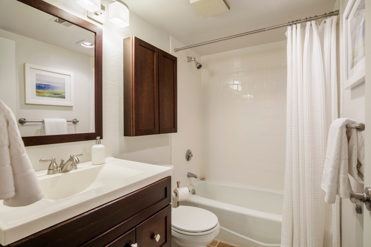 875 La Playa #179 | Outer Richmond | Guest Bathroom