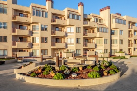 875 La Playa #179 | Outer Richmond | Courtyard