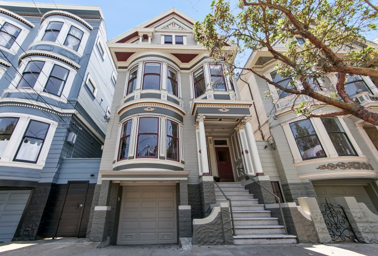 SOLD | 1651 Page | Haight Ashbury | $2,100,000