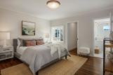 3541 Cabrillo Master Bedroom