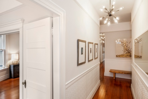 1649 Page St. Entryway