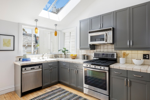 1826 Page St | Kitchen