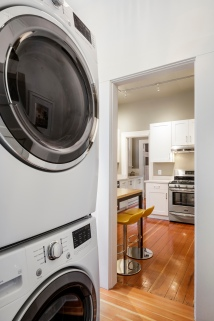 1649 Page St. Laundry Room