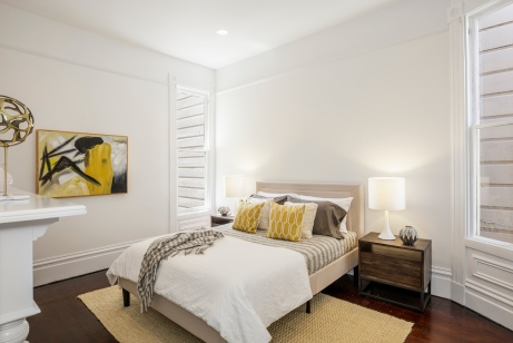 1826 Page St | Master Bedroom