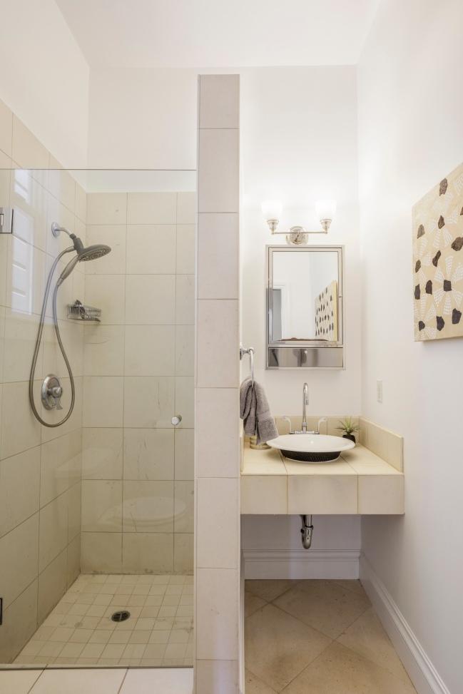 1826 Page St | Master Bathroom