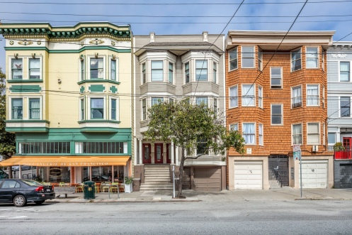SOLD | 1010 Cole St | Cole Valley | $1,480,000