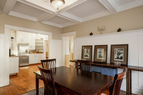 1010 Cole St Dining / Kitchen