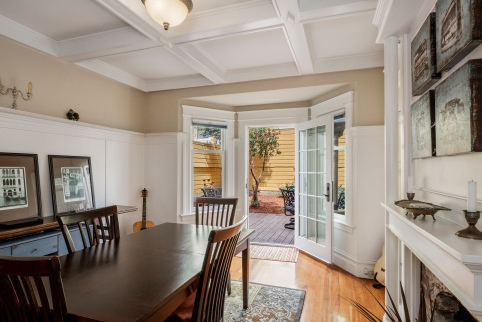 1010 Cole St Dining Room