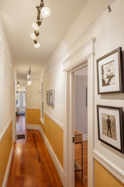 1010 Cole St. Hallway