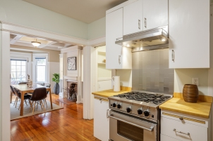 1010 Cole St. Kitchen / Dining