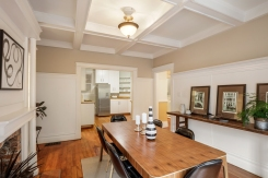 1010 Cole St. Formal Dining Room
