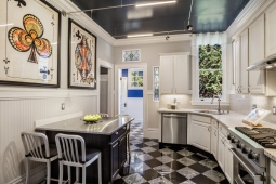 1662 Page St. Modern Kitchen